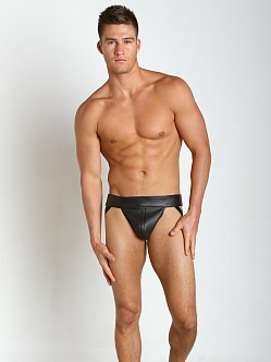 JT Perforated Leather Jock