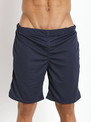 Complete the look: American Jock Workout Short with Built-In Jock Navy