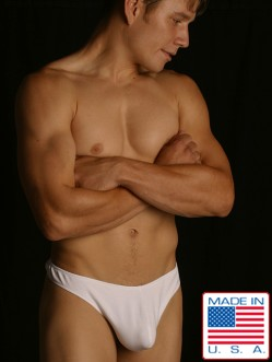 Go Softwear Strapless Jock White