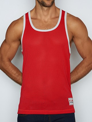 Complete the look: C-IN2 Scrimmage Relaxed Tank Top Cheer Red