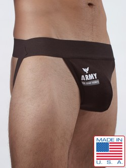 Go Softwear Army Eagle Jock Strap