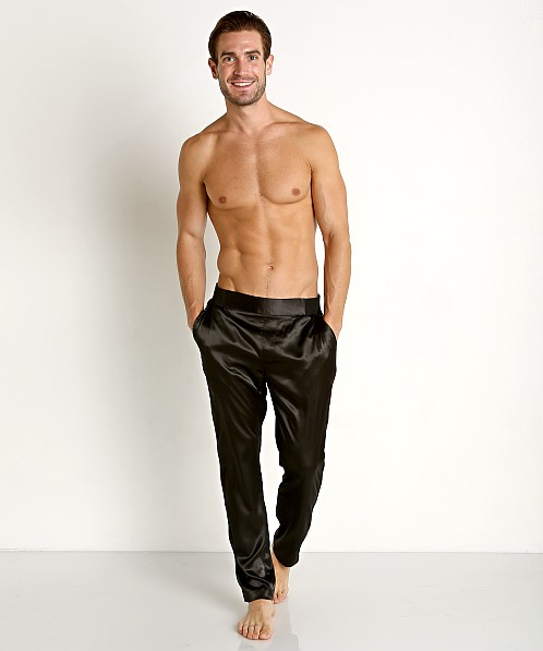 2xist After Hours Tab Front Pant Black