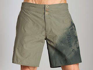 Diesel Blans Swim Boxer Hunter Green