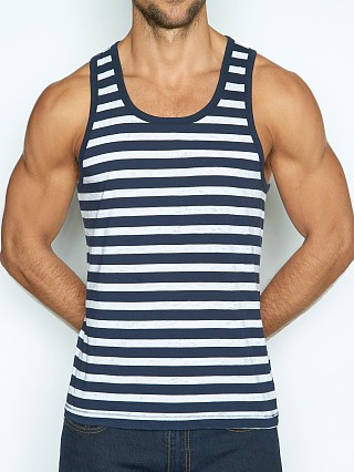 C-IN2 Hand Me Down Relaxed Tank Regatta Navy