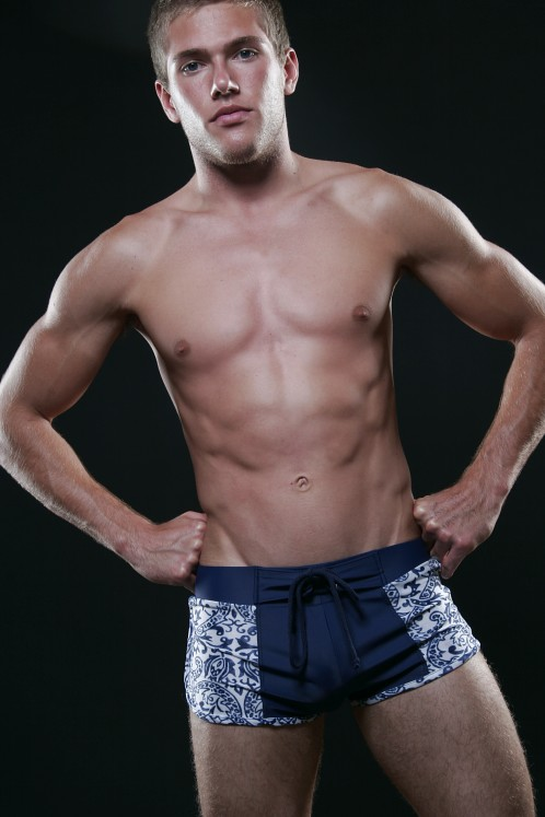 Go Softwear Marrakesh Trunks Navy