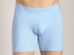 Calvin Klein Black Micro Boxer Brief Kinetic Blue