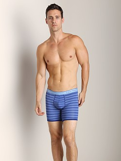 Calvin Klein CK One Micro Boxer Brief Optical Stripe