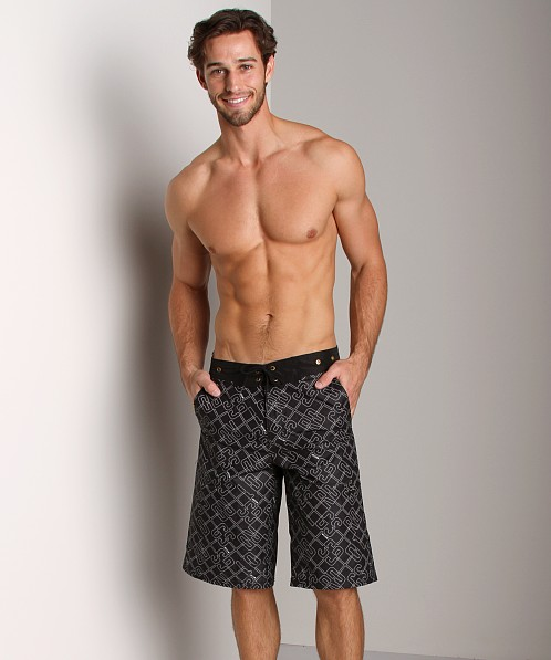 G-Star SO Legion Board Shorts Black