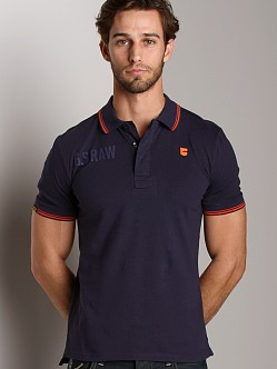G-Star SO Legion Polo Shirt Shade