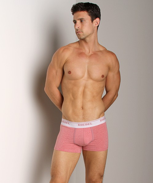 Diesel Heathered Shawn Trunk Rose
