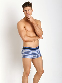 Hugo Boss Multistripes Boxer Blue