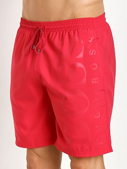 Hugo Boss Orca Swim Shorts Magenta