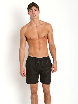 Hugo Boss Orca Swim Shorts Black