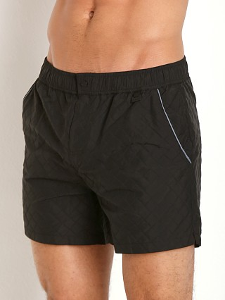 Hugo Boss Koi Swim Shorts Black