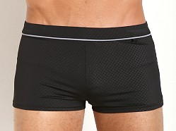 Hugo Boss Robefish Swim Trunk Black