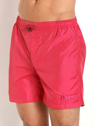 Hugo Boss Barracuda Swim Shorts Magenta