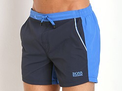 Hugo Boss Snapper Swim Shorts Navy