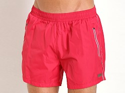 Hugo Boss Acava Swim Shorts Magenta
