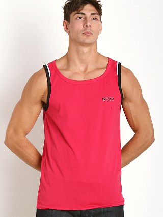 Hugo Boss Beach Tank Top Magenta