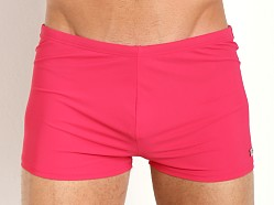 Hugo Boss Oyster Swim Trunk Magenta