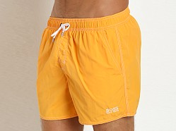 Hugo Boss Lobster Swim Shorts Orange