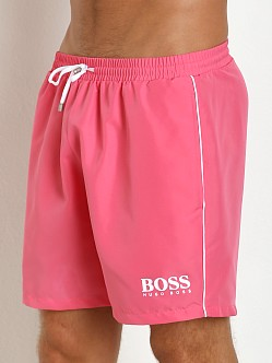 Hugo Boss Starfish Swim Shorts Magenta