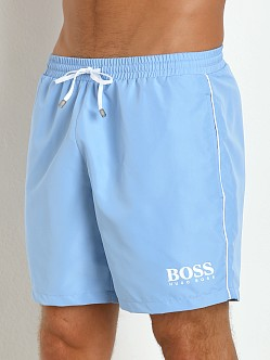 Hugo Boss Starfish Swim Shorts Sky Blue