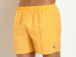 Hugo Boss Tuna Swim Shorts Orange