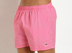 Hugo Boss Tuna Swim Shorts Magenta