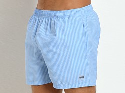 Hugo Boss Tuna Swim Shorts Sky Blue
