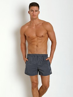 Hugo Boss Tuna Swim Shorts Green