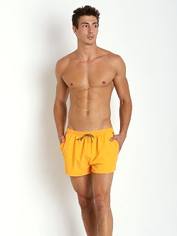 Hugo Boss Mooneye Swim Shorts Orange