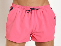 Hugo Boss Mooneye Swim Shorts Magenta