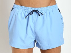 Hugo Boss Mooneye Swim Shorts Sky Blue