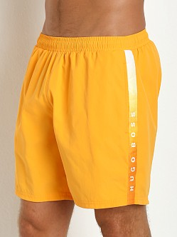 Hugo Boss Seabream Swim Shorts Orange