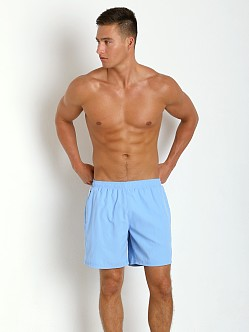Hugo Boss Seabream Swim Shorts Sky Blue