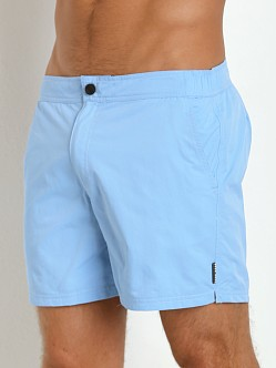 Hugo Boss Tigerfish Swim Shorts Sky Blue