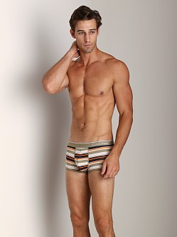Calvin Klein CK One Micro Low Rise Trunk Meier Stripe