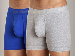 Calvin Klein Body 2-Pack Boxer Brief Grey/Marine