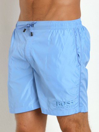Hugo Boss Barracuda Swim Shorts Sky Blue
