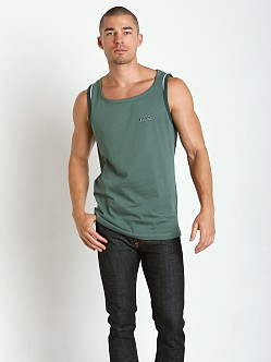 Hugo Boss Beach Tank Top Green