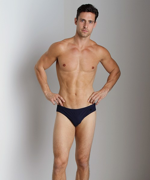 Hugo Boss Crab Swim Briefs Navy