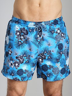Hugo Boss Piranha Swim Shorts Bright Blue