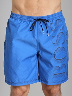 Hugo Boss Killifish Swimsuit Bright Blue