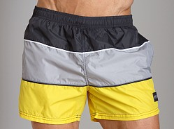 Hugo Boss Butterflyfish Swim Boxer Yellow