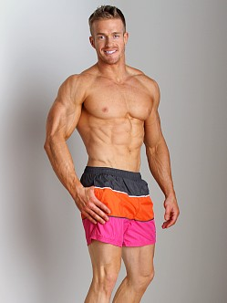 Hugo Boss Butterflyfish Swim Boxer Red