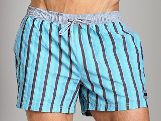 Hugo Boss Goldeye Swim Shorts Turquoise