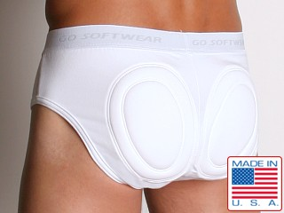 Go Softwear Super Padded Butt Brief