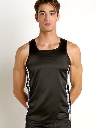 Modus Vivendi Hip-Hop 90s Tank Top Black
