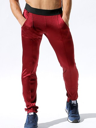 Complete the look: Rufskin Lee Nylon/Spandex Stretch Sport Pants Burgundy